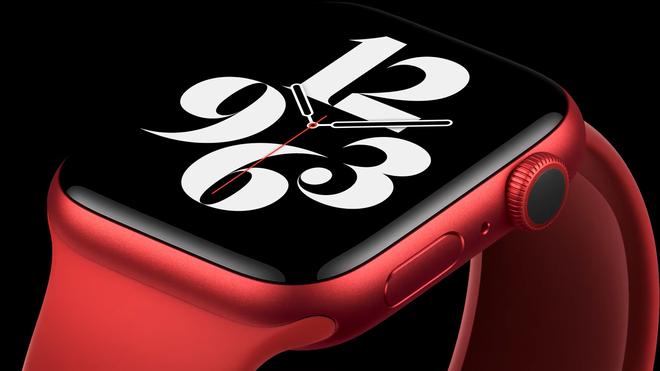 So sánh nhanh Apple Watch Series 6 và người đàn em giá rẻ Watch SE - ảnh 7