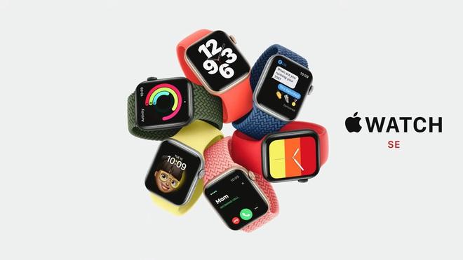 So sánh nhanh Apple Watch Series 6 và người đàn em giá rẻ Watch SE - ảnh 4