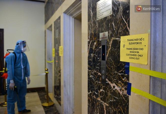 Chùm ảnh: Các khách sạn tại Hà Nội đã sẵn sàng là nơi cách ly có thu phí khi đường bay quốc tế mở lại - ảnh 7