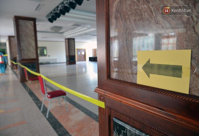 Chùm ảnh: Các khách sạn tại Hà Nội đã sẵn sàng là nơi cách ly có thu phí khi đường bay quốc tế mở lại - ảnh 5