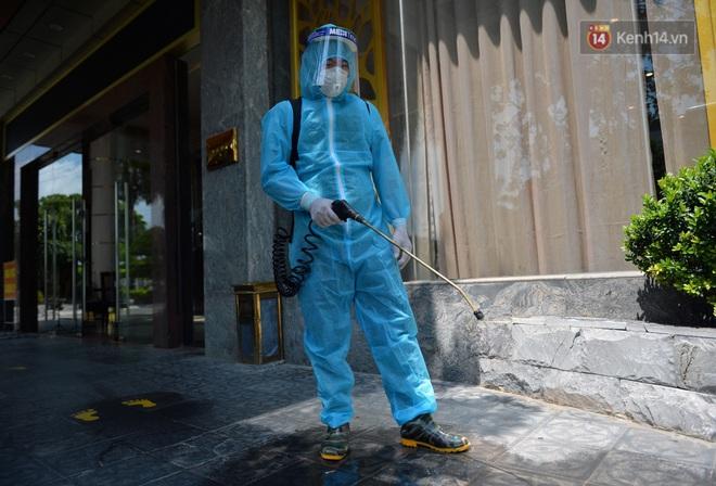 Chùm ảnh: Các khách sạn tại Hà Nội đã sẵn sàng là nơi cách ly có thu phí khi đường bay quốc tế mở lại - ảnh 4