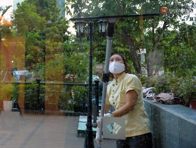Chùm ảnh: Các khách sạn tại Hà Nội đã sẵn sàng là nơi cách ly có thu phí khi đường bay quốc tế mở lại - ảnh 17