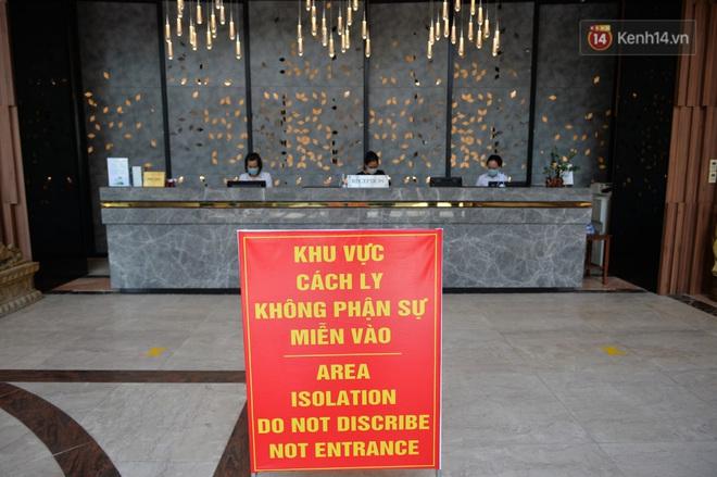 Chùm ảnh: Các khách sạn tại Hà Nội đã sẵn sàng là nơi cách ly có thu phí khi đường bay quốc tế mở lại - ảnh 1