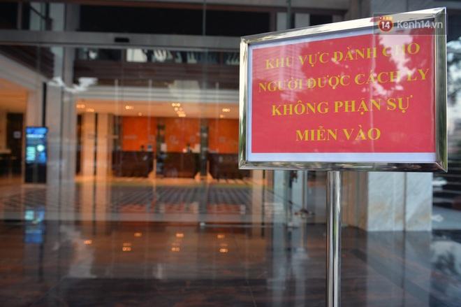 Chùm ảnh: Các khách sạn tại Hà Nội đã sẵn sàng là nơi cách ly có thu phí khi đường bay quốc tế mở lại - ảnh 13