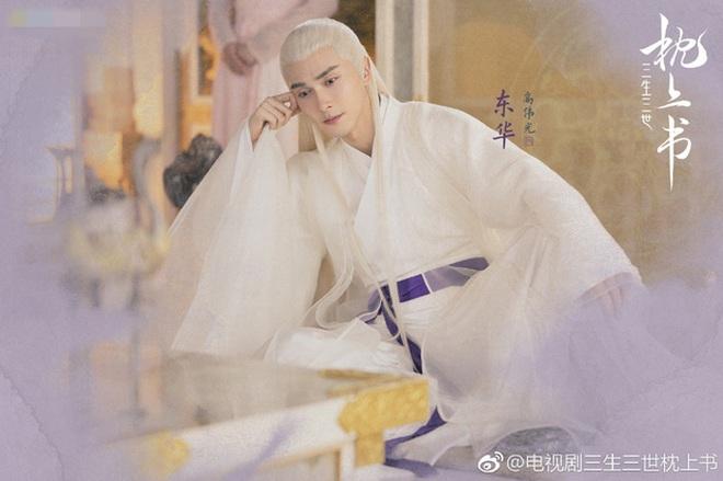 Lý Dịch Phong đu trend tóc bạch kim ở Kính Song Thành nhưng mốt hơi lỗi thời không? - ảnh 7