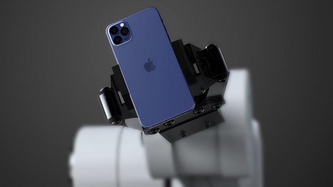 Phác thảo rõ nét nhất về iPhone 12 sau sự kiện Apple: sẽ có màu xanh Navy, bán ra không có củ sạc - ảnh 3