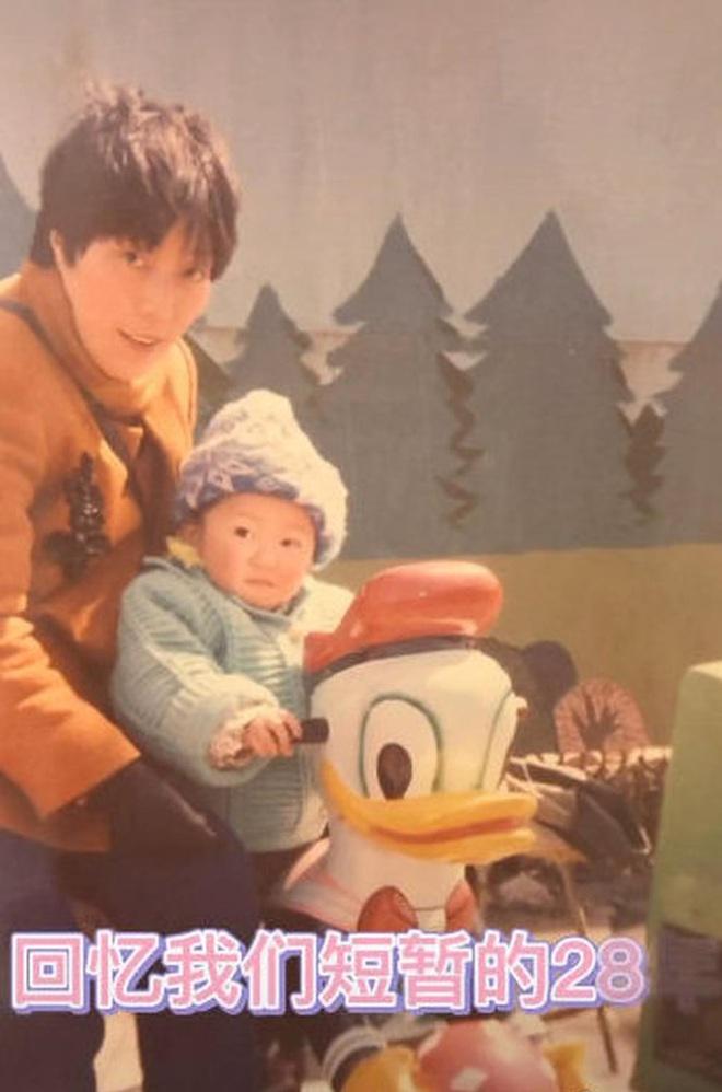 Sinh nhật tuổi 33 của tài tử quá cố Kiều Nhậm Lương: Trần Kiều Ân đăng ảnh đặc biệt, mẹ ruột tâm sự khiến fan rơi nước mắt - ảnh 3