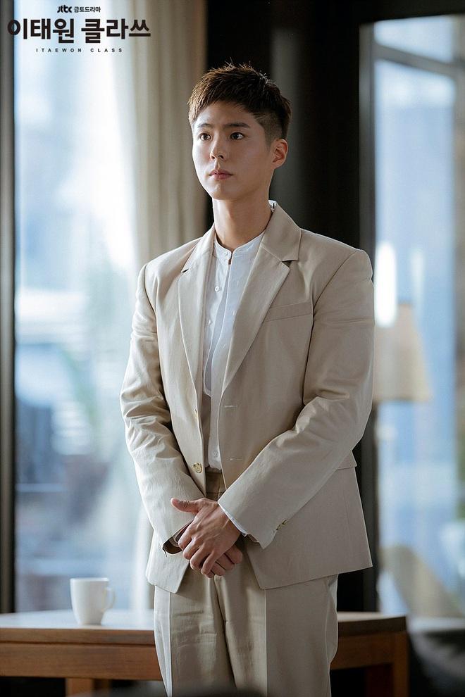 Park Seo Joon làm cameo ở Record Of Youth đáp lễ Park Bo Gum thời Tầng Lớp Itaewon đây mà! - ảnh 2