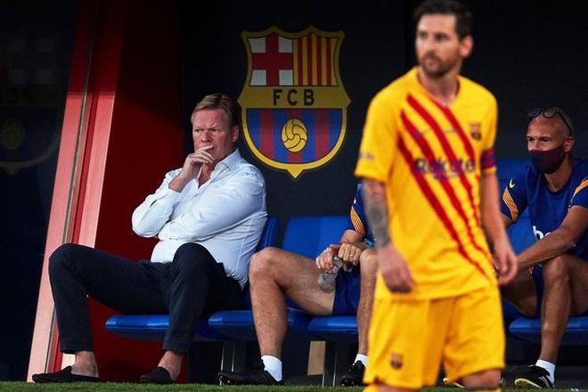 Messi rơi vào tình huống khó xử, nguy cơ vắng mặt cả 3 trận ra quân của Barcelona ở La Liga - ảnh 1