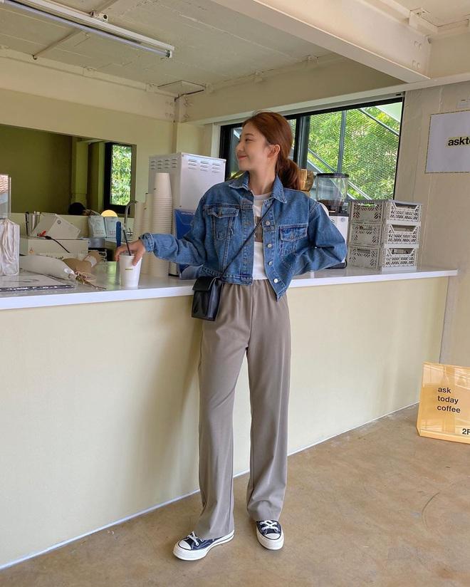 4 món đồ jeans bạn nên tậu gấp để bước vào mùa Thu với style trẻ xinh hết nấc - ảnh 18