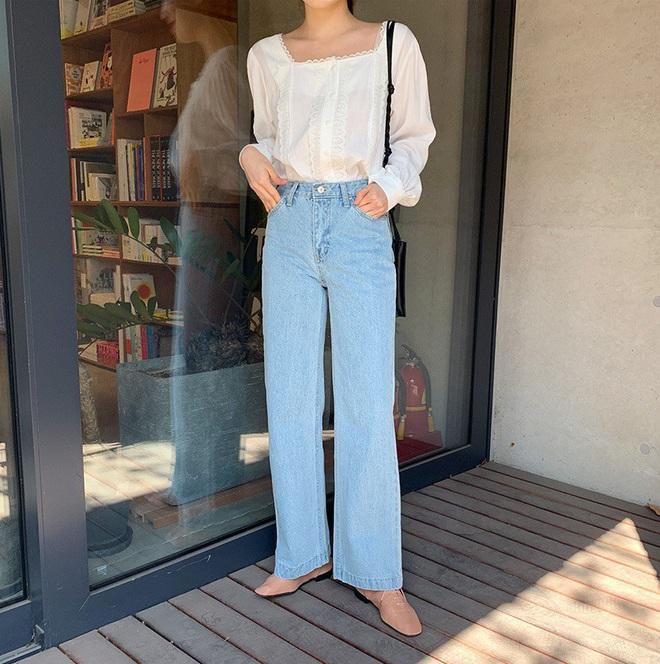4 món đồ jeans bạn nên tậu gấp để bước vào mùa Thu với style trẻ xinh hết nấc - ảnh 9