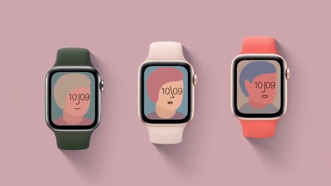 Apple Watch Series 6 gây ấn tượng với 2 màu mới xanh navy và đỏ, giá bán từ 399 USD - Ảnh 2.