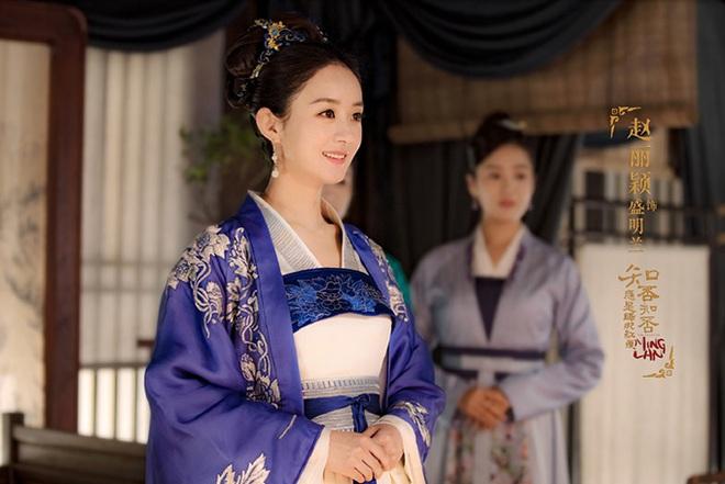 Triệu Lệ Dĩnh giành hai đề cử tại giải Kim Ưng: Minh Lan sẵn sàng ẵm cúp rồi chăng? - ảnh 6