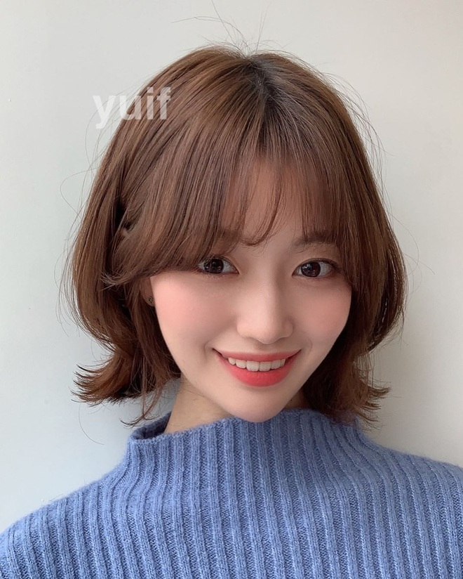 5 kiểu tóc uốn chuẩn mùa thu của sao Hàn, bạn diện theo vừa ăn gian tuổi siêu phàm lại còn sang xịn - Ảnh 4.