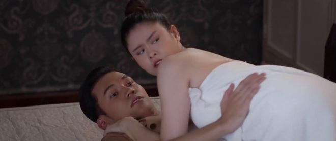 Mải mây mưa với người yêu, Trương Quỳnh Anh bị mẹ chồng tương lai bắt sống tại giường ở trailer Trói Buộc Yêu Thương - ảnh 7