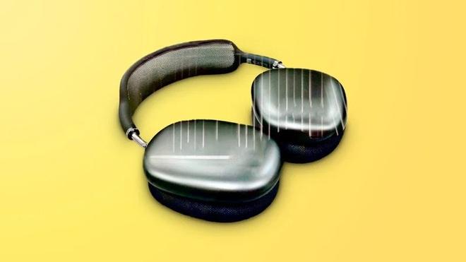 Tai nghe mới của Apple lộ thiết kế, xấu lạ - ảnh 1