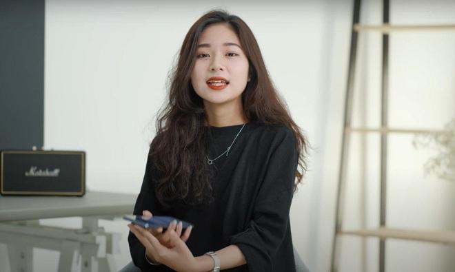 Gái xinh 2k3 trường Lê Quý Đôn là MC của giải đấu game có tiếng, reviewer trên kênh công nghệ 2 triệu subs - ảnh 3