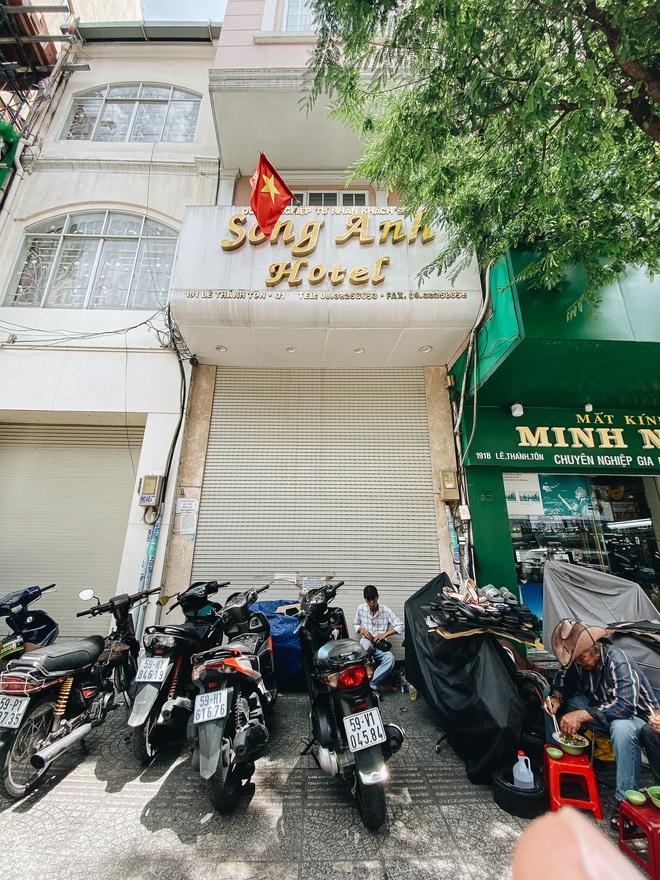Hàng loạt khách sạn ở trung tâm Sài Gòn ngừng hoạt động, rao bán vì ngấm đòn Covid-19 - ảnh 7
