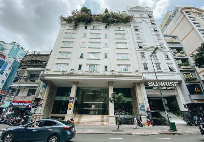 Hàng loạt khách sạn ở trung tâm Sài Gòn ngừng hoạt động, rao bán vì ngấm đòn Covid-19 - ảnh 4