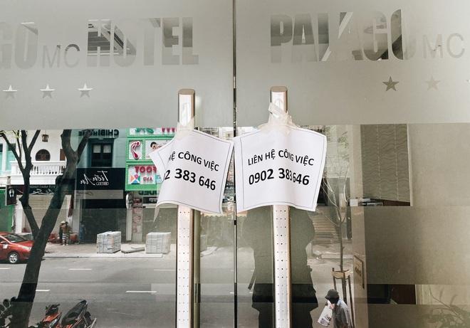 Hàng loạt khách sạn ở trung tâm Sài Gòn ngừng hoạt động, rao bán vì ngấm đòn Covid-19 - ảnh 10