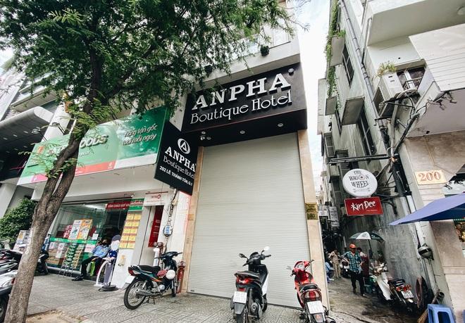 Hàng loạt khách sạn ở trung tâm Sài Gòn ngừng hoạt động, rao bán vì ngấm đòn Covid-19 - ảnh 13