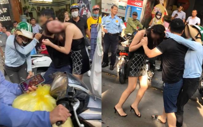Danh tính đại gia đi Lexus LX 570 bị đánh ghen còn ra tay bóp cổ vợ trên phố Lý Nam Đế - ảnh 2