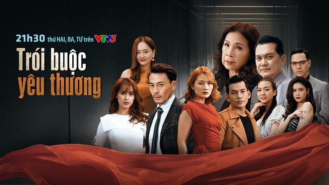 Mải mây mưa với người yêu, Trương Quỳnh Anh bị mẹ chồng tương lai bắt sống tại giường ở trailer Trói Buộc Yêu Thương - ảnh 1
