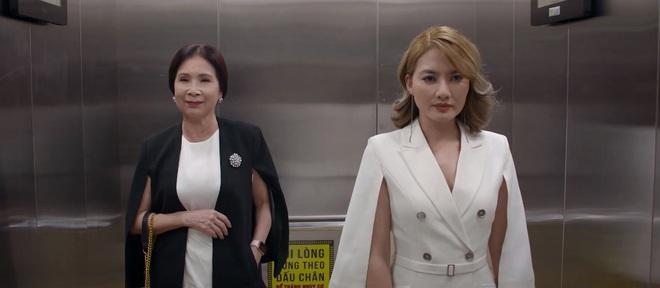 Mải mây mưa với người yêu, Trương Quỳnh Anh bị mẹ chồng tương lai bắt sống tại giường ở trailer Trói Buộc Yêu Thương - ảnh 3