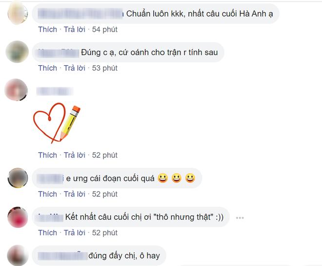 """Siêu mẫu Hà Anh tung đoạn hội thoại với chồng Tây để nói về chuyện đánh ghen: """"Tôi không cổ vũ bạo lực nhưng phụ nữ cũng như đàn ông"""" - ảnh 1"""