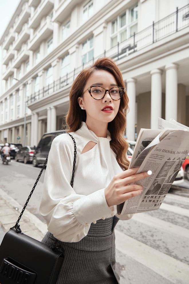 Dàn MC sinh năm 1997 của VTV6: Toàn cực phẩm, có cả ứng viên đi thi Hoa hậu Việt Nam - ảnh 1