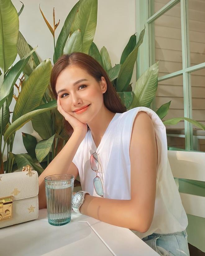 Vợ tổng giám đốc tập đoàn nghìn tỷ và vợ streamer giàu nhất Việt Nam bỗng giống nhau như sinh đôi - ảnh 2