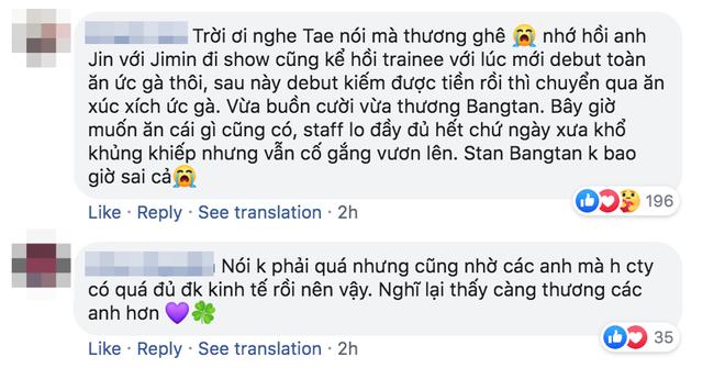 BTS hồi tưởng thời pre-debut tại đêm chung kết I-LAND, lời chia sẻ của V nghe thì buồn cười mà nghĩ kĩ lại khiến fan không khỏi đau lòng - ảnh 4