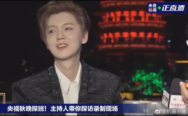 Luhan gây choáng với nhan sắc tuổi 30: Ma cà rồng hack tuổi đỉnh cao, chấp cả camera truyền hình quốc gia - ảnh 7