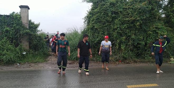 Bình Dương: Nghi cãi nhau với chồng, người phụ nữ ôm con trai 1 tuổi nhảy sông tự tử - ảnh 2