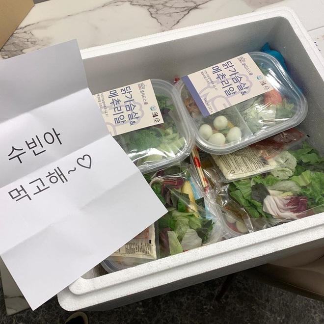 Soi kỹ từ những chia sẻ hàng ngày, phát hiện ra thánh ăn Yang Soo Bin đã ngầm hé lộ 4 tips giúp cô giảm tới 45kg sau hơn 1 năm - ảnh 16