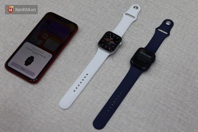 Trên tay Apple Watch Series 6 và Watch SE đầu tiên tại Việt Nam - ảnh 11