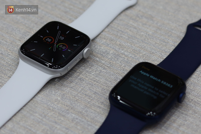 Trên tay Apple Watch Series 6 và Watch SE đầu tiên tại Việt Nam - ảnh 10