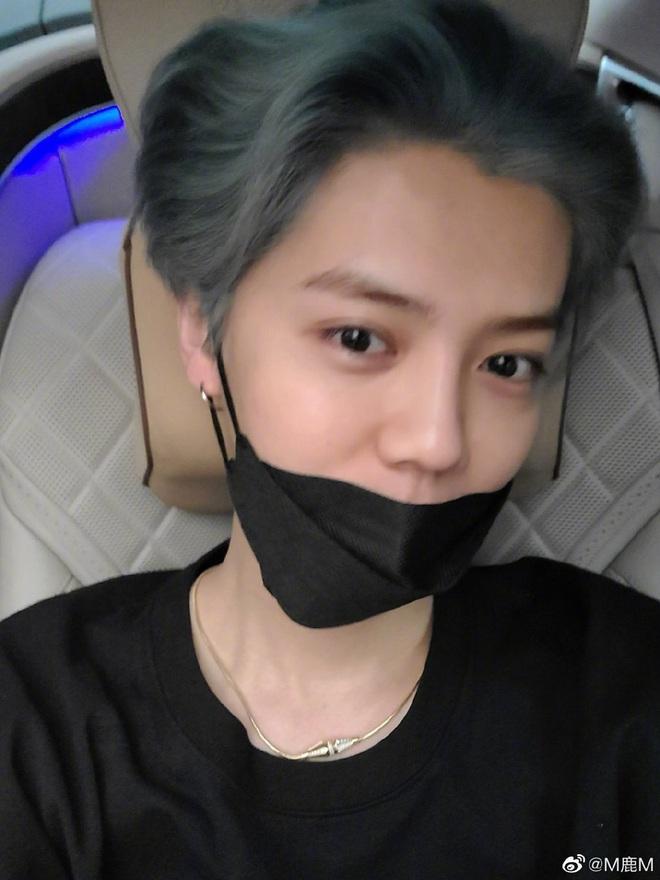 Luhan gây choáng với nhan sắc tuổi 30: Ma cà rồng hack tuổi đỉnh cao, chấp cả camera truyền hình quốc gia - ảnh 10