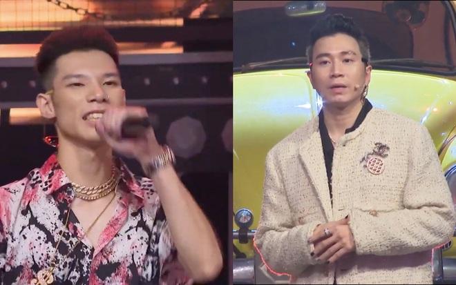 Rap Việt: Thí sinh 4 nón vàng vẫn thua cuộc trong trận Đối đầu như thường! - ảnh 4