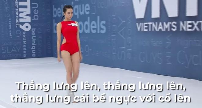 Next Top Model: Gái xinh tên độc Huỳnh Thị Biết Điều cosplay siêu mẫu Vũ Thu Phương - ảnh 6