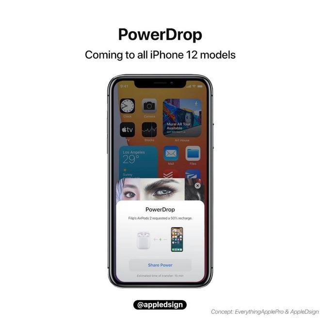 iPhone 12 có thể sạc pin được cho những chiếc iPhone khác? - ảnh 1
