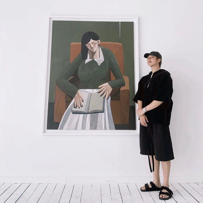 4 mỹ nam xứ Hàn các chị gái thì mê, các anh giai thì nên học hỏi cách ăn mặc để bảnh hơn - ảnh 16