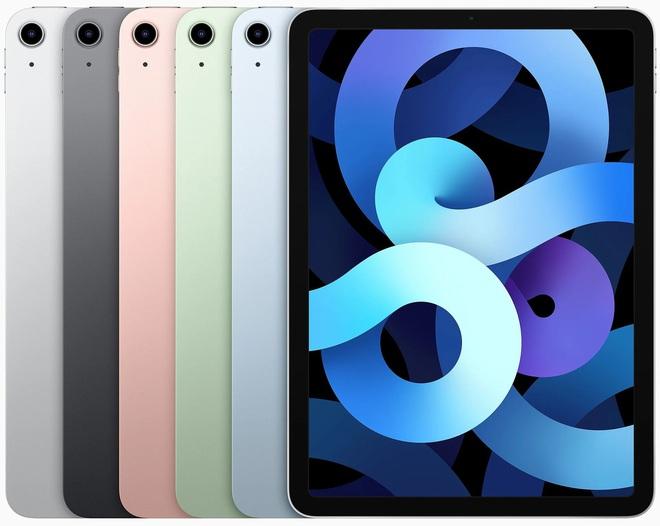 iPad Air mới đã vô tình hé lộ những gì về iPhone 12? - ảnh 1