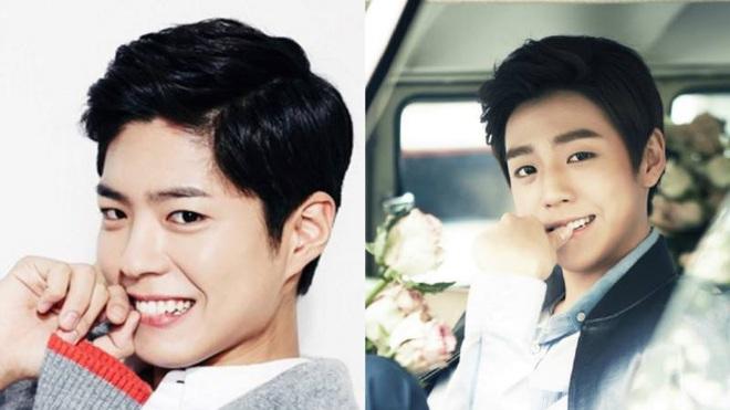7 cặp diễn viên Hàn giống nhau đến fan cũng ngỡ ngàng: Park Bo Gum, Nam Joo Hyuk đều có anh em thất lạc? - ảnh 8