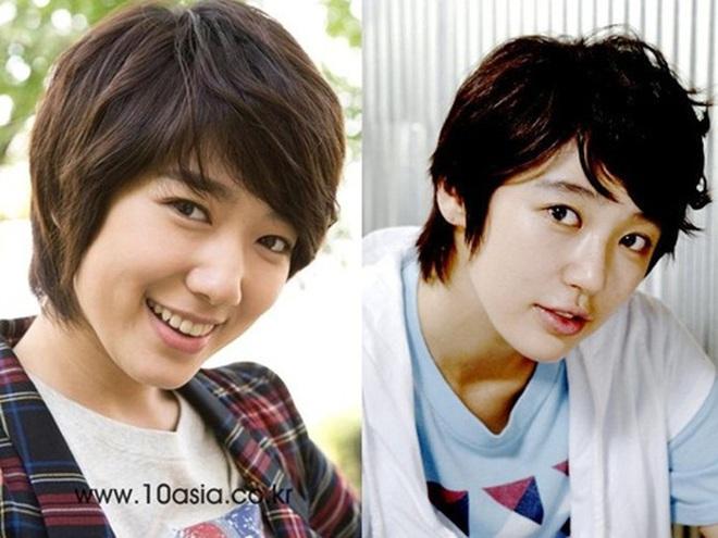 7 cặp diễn viên Hàn giống nhau đến fan cũng ngỡ ngàng: Park Bo Gum, Nam Joo Hyuk đều có anh em thất lạc? - ảnh 15