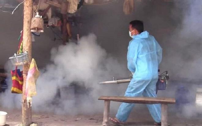 Gần 6.400 người mắc sốt xuất huyết ở Lào, 11 người tử vong - ảnh 1