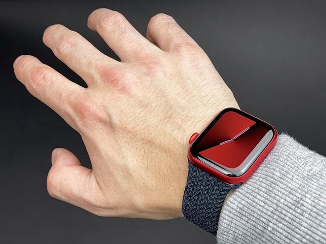 Mở hộp Apple Watch Series 6 màu đỏ và những ấn tượng ban đầu - Ảnh 10.