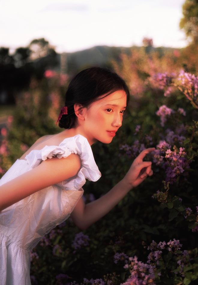 Khi loạt nữ thần trung học đọ sắc: Bình thường đã xinh, diện đồng phục còn nổi bật gấp mười - ảnh 37