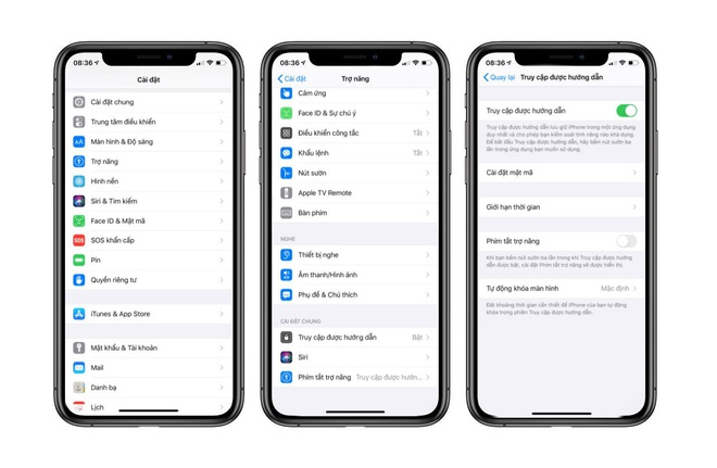 Cách khóa màn hình iPhone chạy iOS 14, tha hồ combat Liên Quân Mobile không lo bị bay ra màn hình chính - ảnh 2