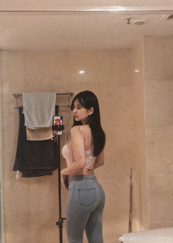 Hot girl mạng xã hội Trung Quốc lộ ảnh đời thực một trời một vực khiến dân mạng được phen ngã ngửa - ảnh 2